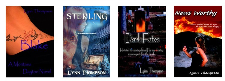 Author Lynn Thompson Books