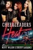 Announcing Cheerleaders in Heat! #Release#Giveaway