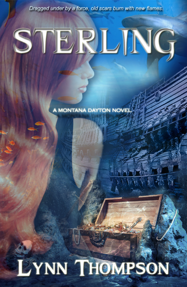 So Excited! Sterling is Now inHardcover!!