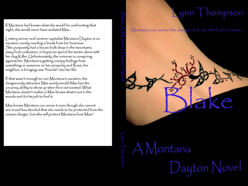 Blake-A Montana Dayton Novel by Lynn Thompson