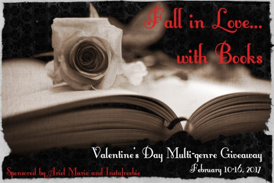 Fall in love with books