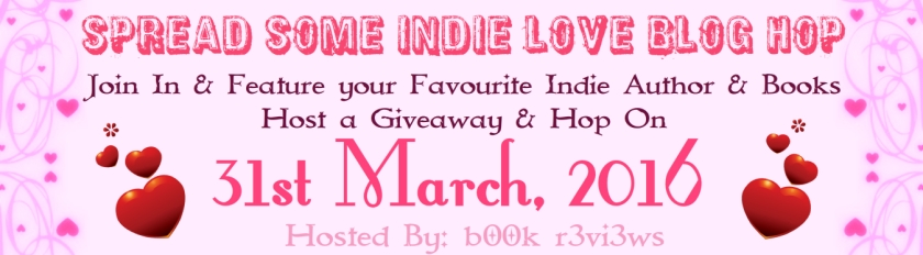 Spread Some Indie Love Blog Hop