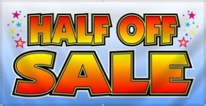 July/August sale half off better get while you can!!!!
