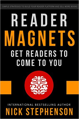 #Review Reader Magnets: Build Your Author Platform by Nick Stephenson