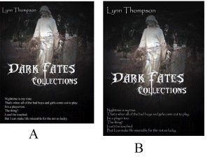 Dark Fates Collections by Lynn Thompson