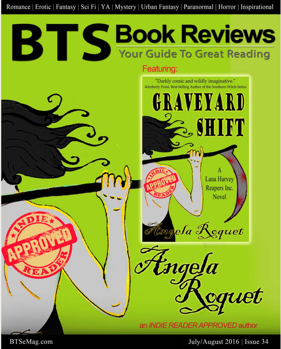 BTS Book Reviews July/August Issue