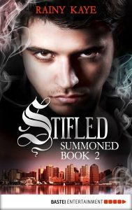 #AuthorSpotlight Stifled by Rainy Kaye